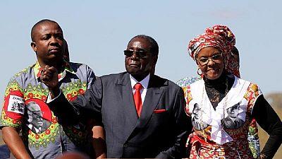 Ménage au sein de la ZANU PF