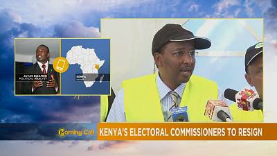Kenya : commission électorale [The Morning Call]