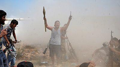 Libye : bons points pour le GNA dans bataille pour le contrôle de Syrte