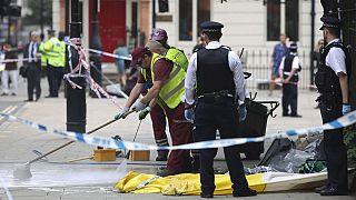 Autoridades afastam hipótese de terrorismo no ataque em Russell Square, no centro de Londres