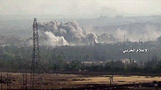 Síria: Intensificam-se os combates perto de Alepo