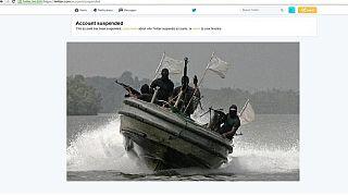 Les Vengeurs du delta du Niger ont un nouveau compte Twitter