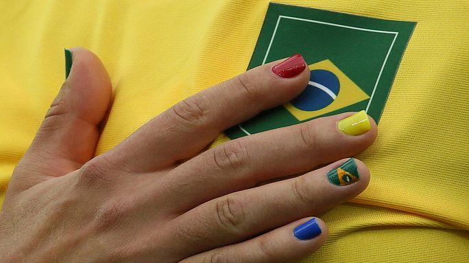 Rio 2016: Duchhalteparolen vor Startschuss