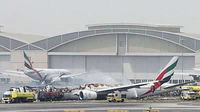 Emirates crash-landing investigation underway