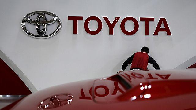 Yen değer kazandıkça Toyota kaybediyor