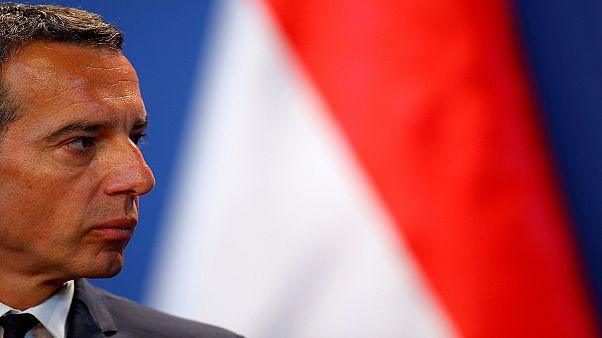 Chanceler austríaco quer suspensão das negociações de adesão da Turquia à UE