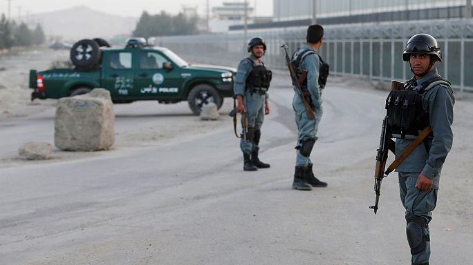 Al menos siete turistas heridos en un ataque talibán en Afganistán