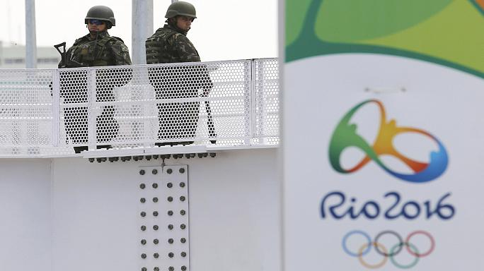 Growing concerns ahead of Rio Olympics