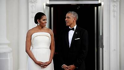[Photo] Michelle Obama's birthday message to 55-year 'young' Barack