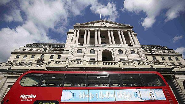 Les marchés et le gouvernement britannique saluent les mesures de la BoE