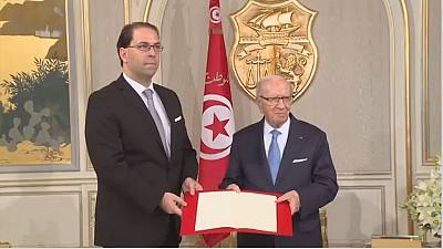 Tunisia PM receives appointment letter