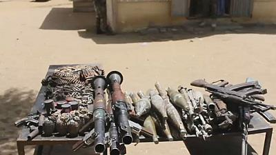UN raises alarm over illicit proliferation of small arms in Nigeria