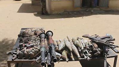 UN raises alarm over illicit proliferation of small arms in Nigeria