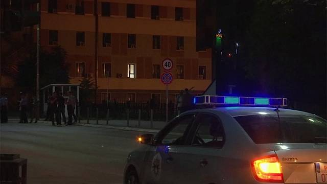 إلقاء عبوة ناسفة على برلمان كوسوفو
