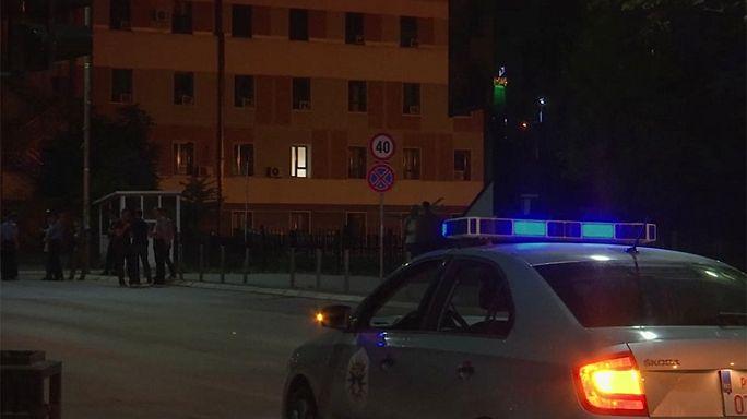 Косово. На ратификацию договора с Черногорией ответили взрывом