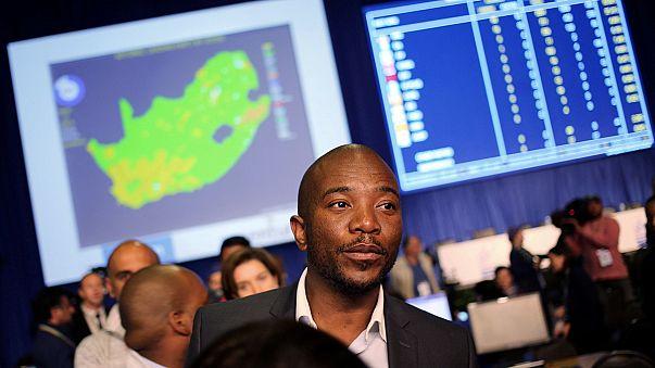 El CNA sudafricano podría obtener su peor resultado electoral en dos décadas