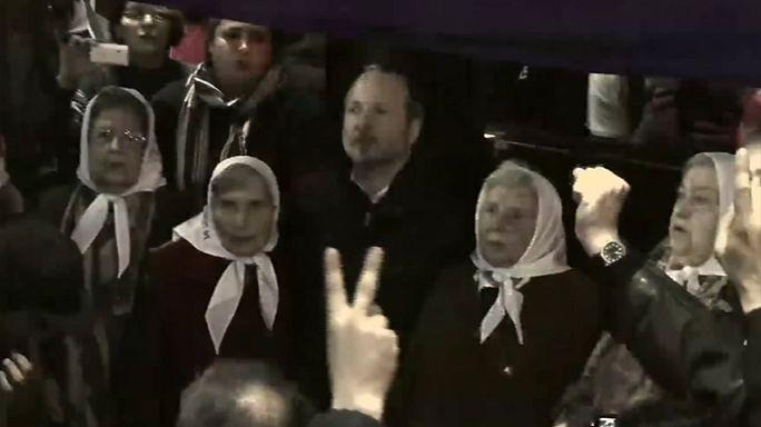 Arjantin'de Plaza de Mayo'nun liderine tutuklama talebi