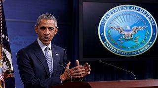 """Guerra all'Isil: Obama """"non ci fermiamo"""""""