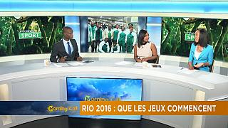 Rio 2016 set to begin ['Sports' on The Morning Call]