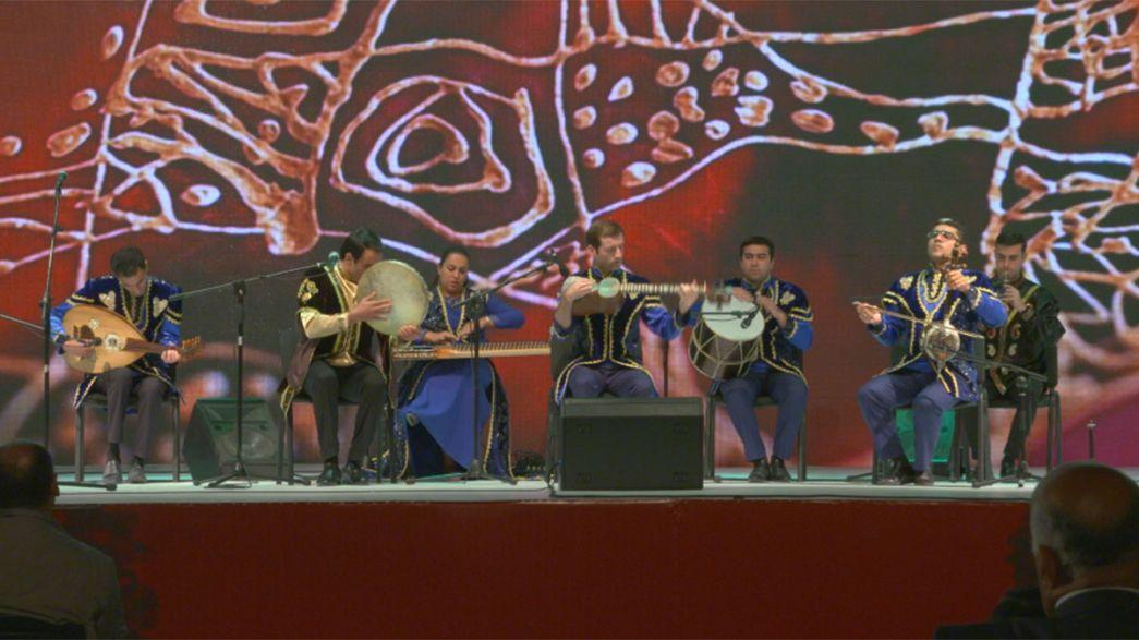 Zenei fesztivál az egzotikus Azerbajdzsánban