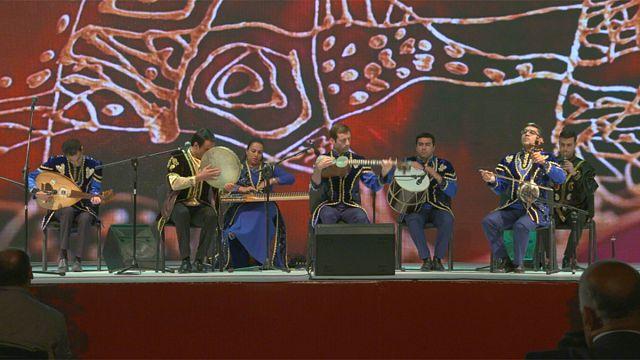 Aserbaidschan - das Gabala International Music Festival