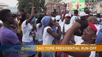 São Tomé: Un seul candidat au deuxième tour [The Morning Call]