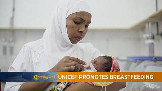 Unicef : une campagne pour l'allaitement [The Morning Call]