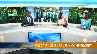 Le Sénégal aux J.O de Rio [The Morning Call]