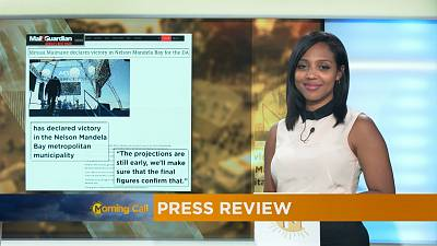 Press Review of August 8, 2016 [The Morning Call]