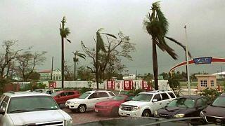 Белиз: ждали ураган, а пришел шторм