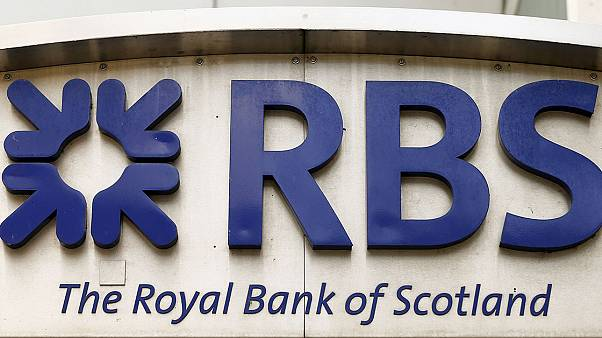 Royal Bank of Scotland com resultados negativos