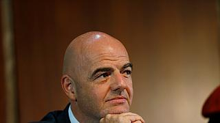 FIFA ethics watchdog clears Infantino of wrongdoing
