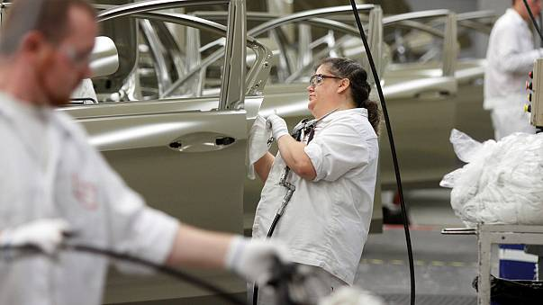 Usa, crescono i posti di lavoro, mercato vicino alla piena occupazione