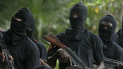 Nigeria : sept fournisseurs d'armes aux Vengeurs du Delta arrêtés