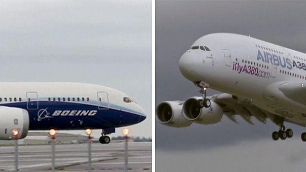 Uçak siparişleri azaldı