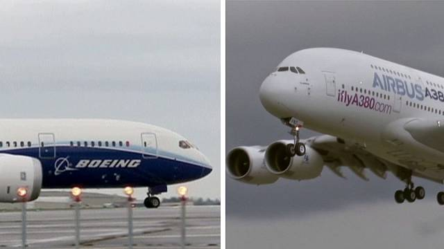 Lassulóban a légi piac - kevesebb Boeingot és Airbust rendeltek idén