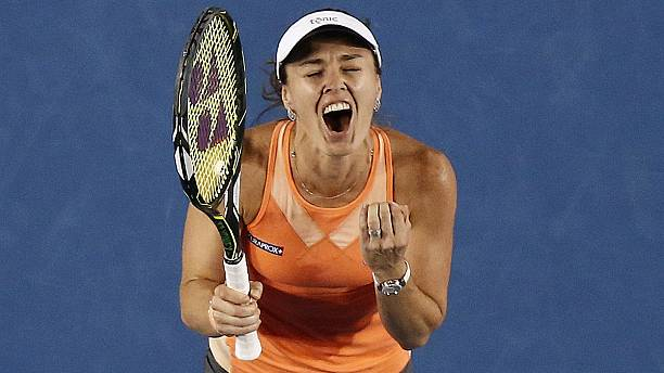 Martina Hingis is back