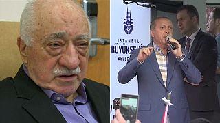 Erdogan-Gülen, una storia di amicizia e odio