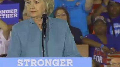 États- unis : les candidats à la présidentielle chahutés pendant la campagne