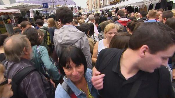 El mercado de Lille, el mayor de Europa, anulado por la amenaza terrorista en Francia