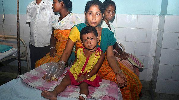Tiroteio em mercado na Índia faz pelo menos 13 mortos e mais de dez feridos