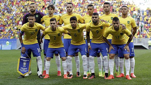 """Zerstört """"Dream Team"""" Brasilien den Traum vom Fußball-Gold?"""