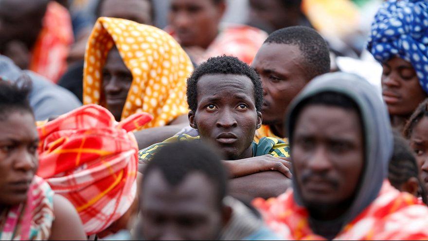 هجرة: عبور حوالي 200 مهاجر أفريقي الحدود الإيطالية الفرنسية