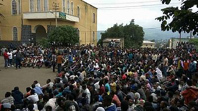 Ethiopia's anti-government protest intensifies, internet access 'blocked'