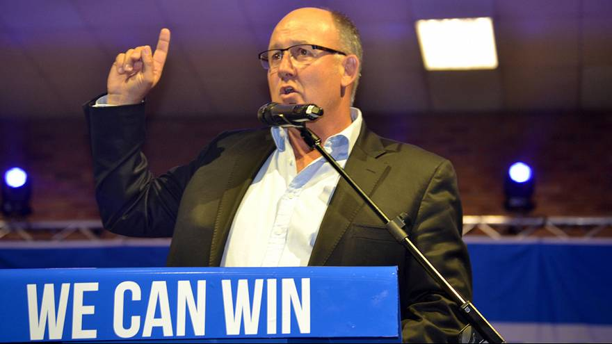 South Africa: ANC loses control of key municipality Nelson Mandela Bay