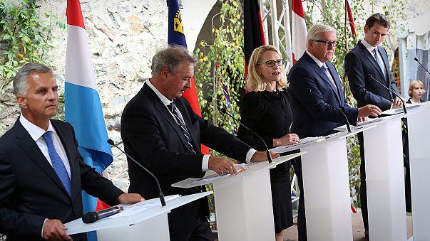 Germany resists pressure to halt EU talks with Turkey