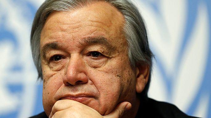 Guterres à frente para se tornar secretário-geral da ONU
