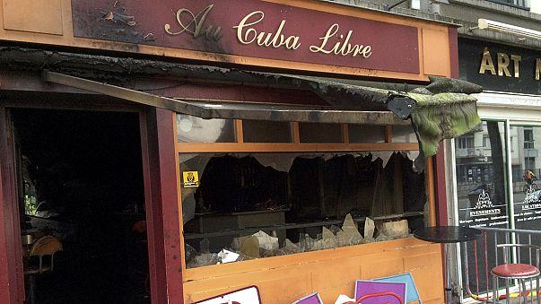 """Rouen : au moins 13 morts lors d'un """"incendie accidentel"""" dans un bar"""