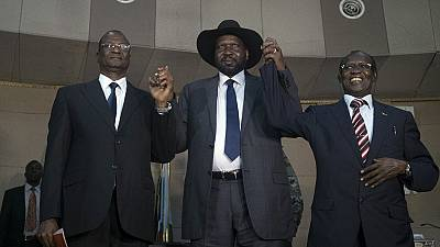 South Sudan agrees to deployment of regional troops in the country