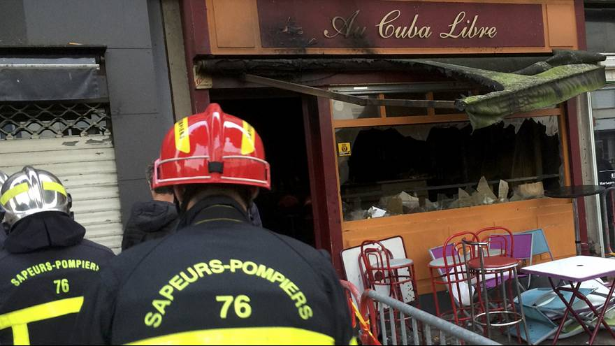 Birthday party blaze at French bar leaves 13 dead